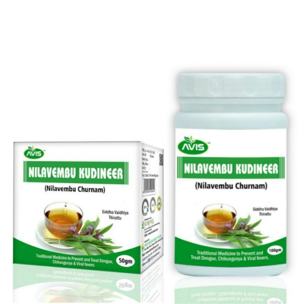 Avis Nilavembu Kudineer (50 And 100g)-50g