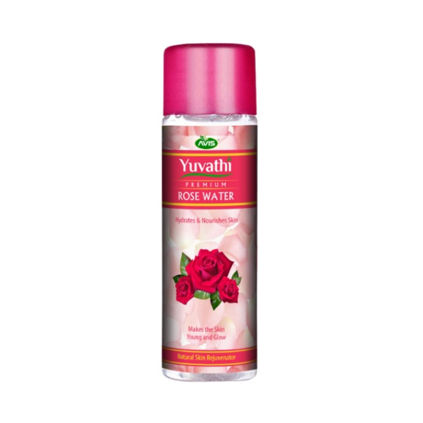 Rose Water (120ml)