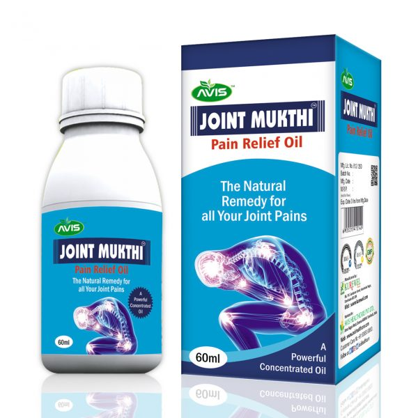 Avis Joint Mukthi Oil (60ml)